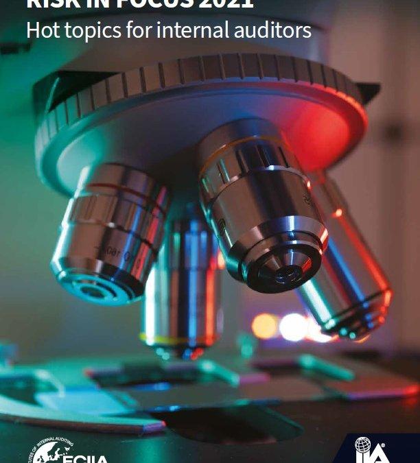 Instituten van Internal Auditors presenteren Risk in Focus 2021